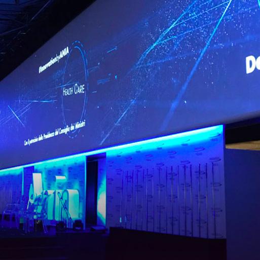 Face-to-face con l'evento: idee ambiziose e implementazioni brillanti.